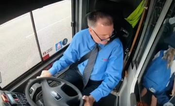 Piloten buschauffeurs