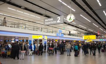 Schiphol Vertrekhal 2
