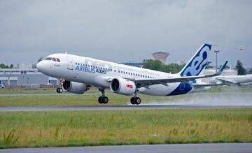 Airbus, A320neo, LEAP, CFM, testvlucht