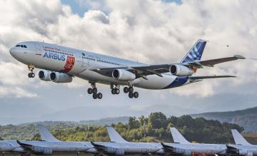 Airbus A340 BLADE
