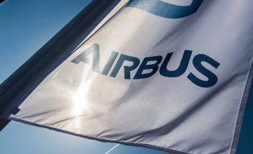 Airbus vlag