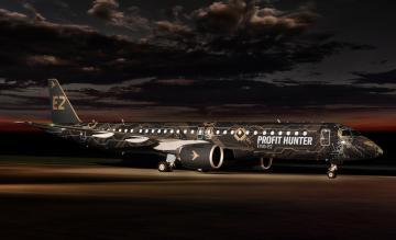 Embraer Tech Lion