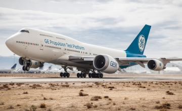 General Electric 747