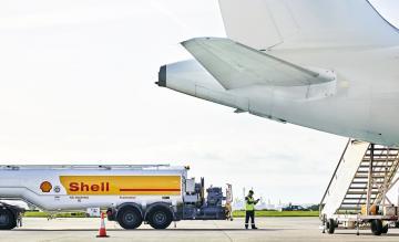 Shell Aviation