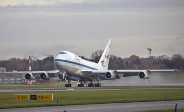 SOFIA 747SP
