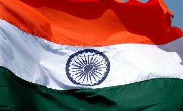 India vlag