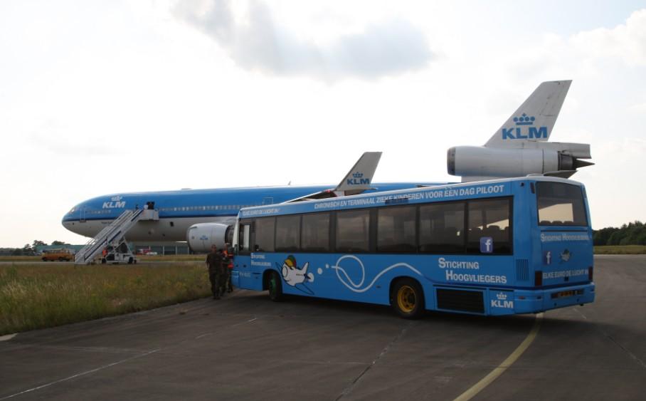 KLM MD-11 Hoogvliegers