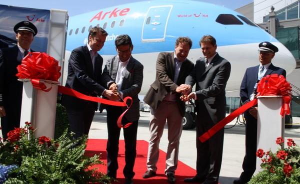 Arke Boeing 787 Dreamliner