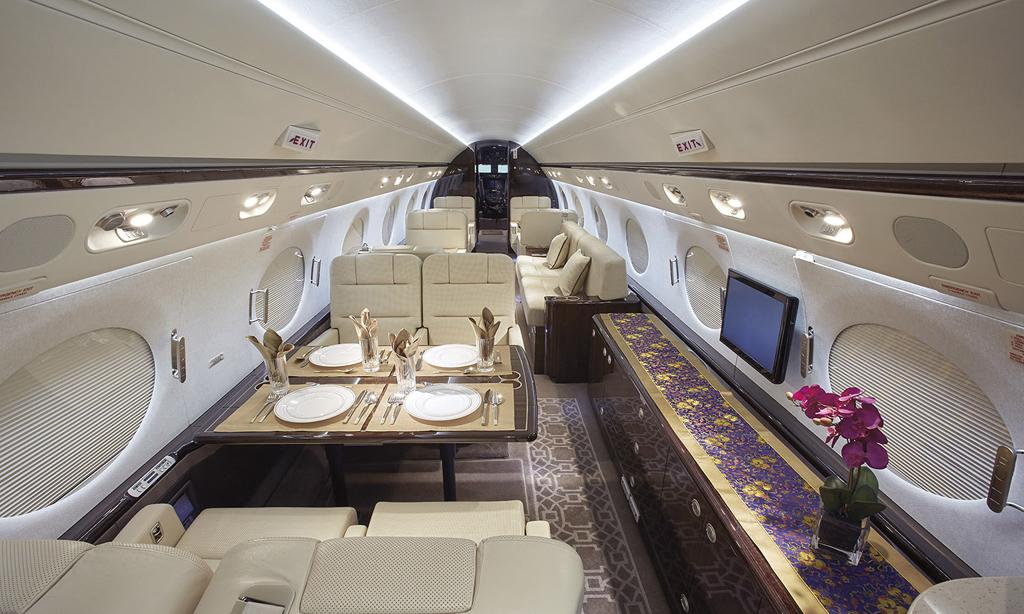 Gulfstream 450