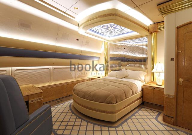 Koninklijke Boeing 747SP Qatar te koop | Luchtvaartnieuws