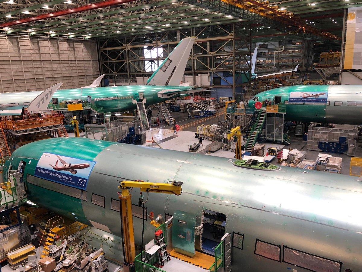 777-9 testtoestellen