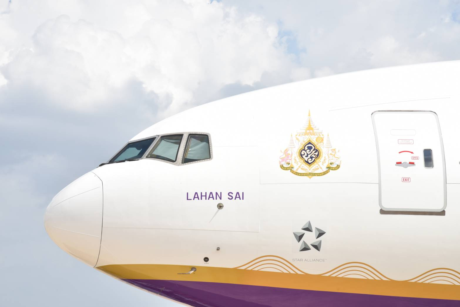 Thai 777 Royal Barge