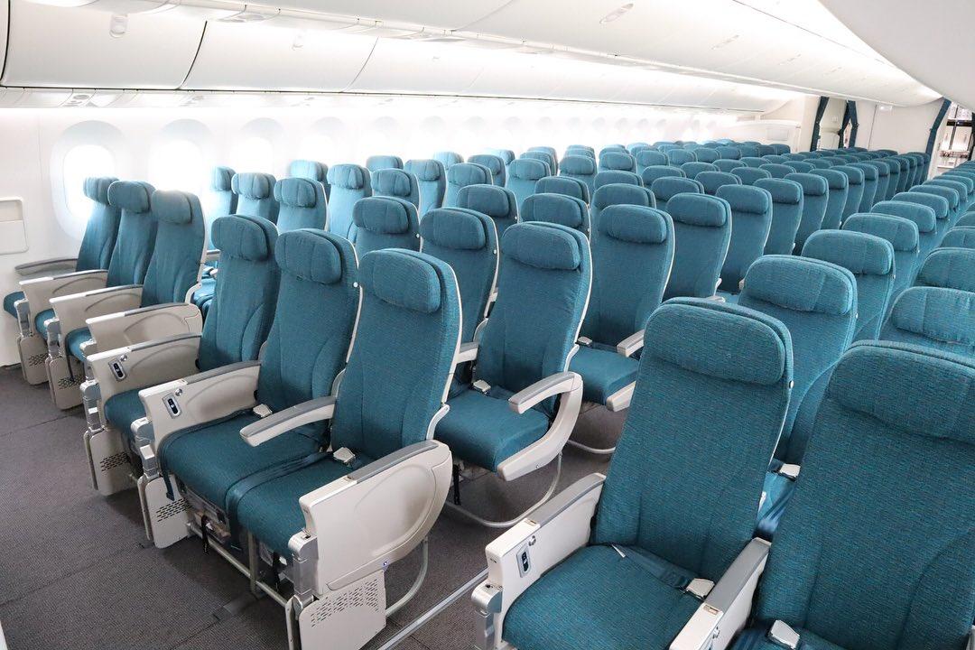 Oman Air Boeing 787 Economy