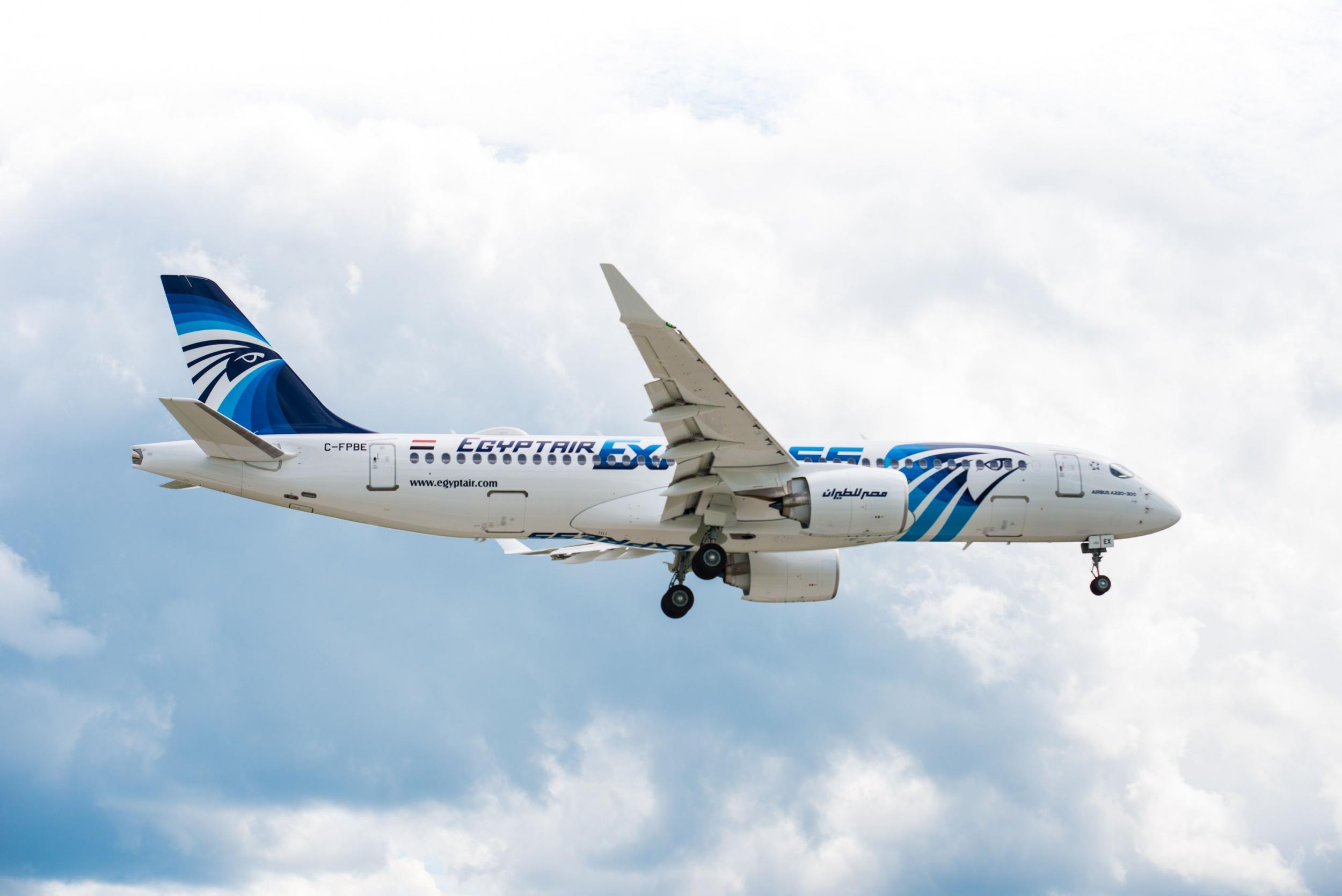 Egyptair Express Airbus A220-300