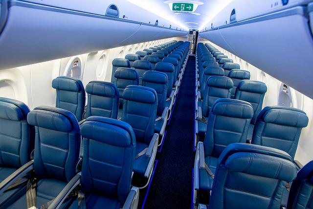 Airbus A220 Delta