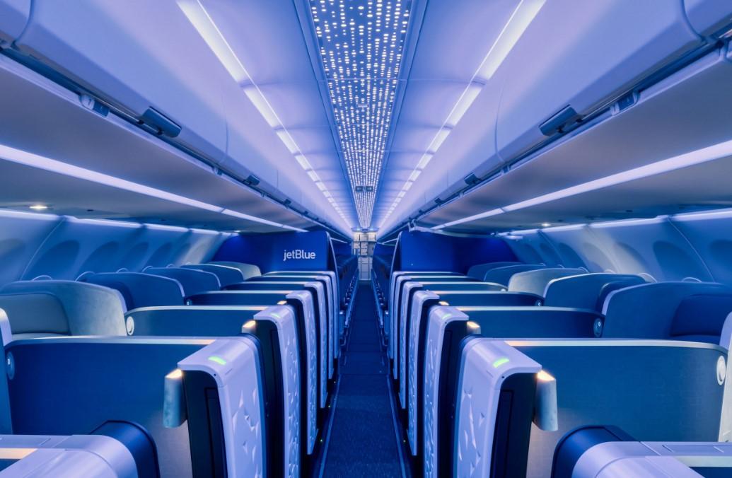 A321LR Cabine JetBlue