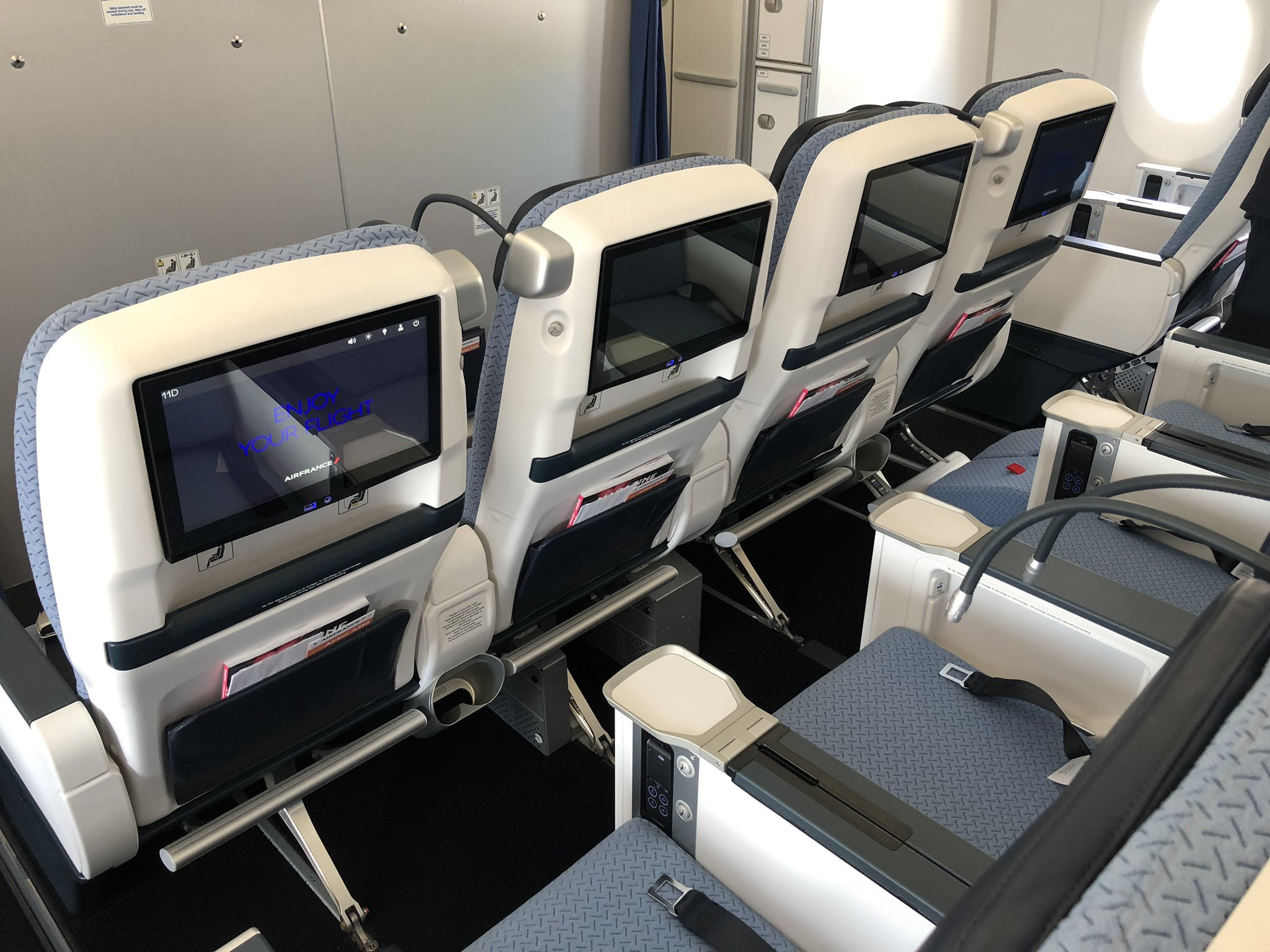 Air France A350 Premium Economy