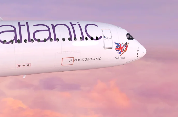 Virgin Atlantic A350-1000