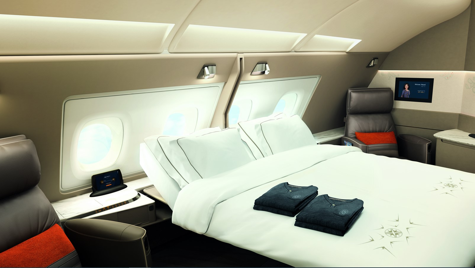 Singapore Airlines First Class A380