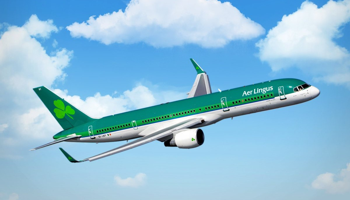 Aer Lingus oude livery