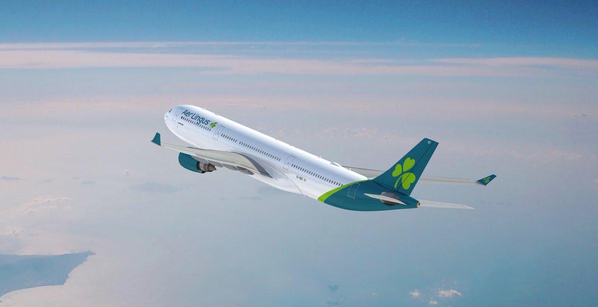Aer Lingus nieuwe livery