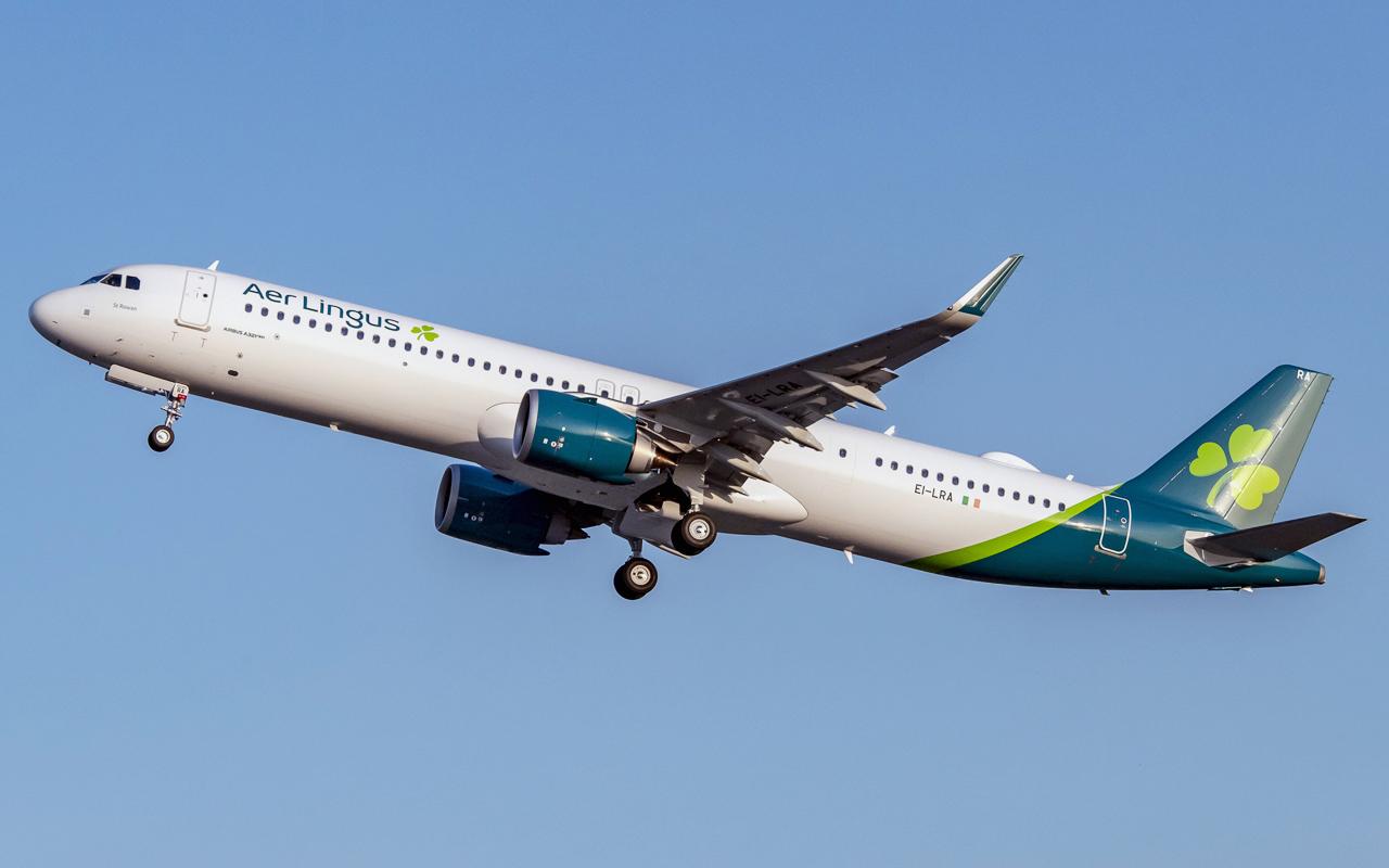 Aer Lingus A321LR
