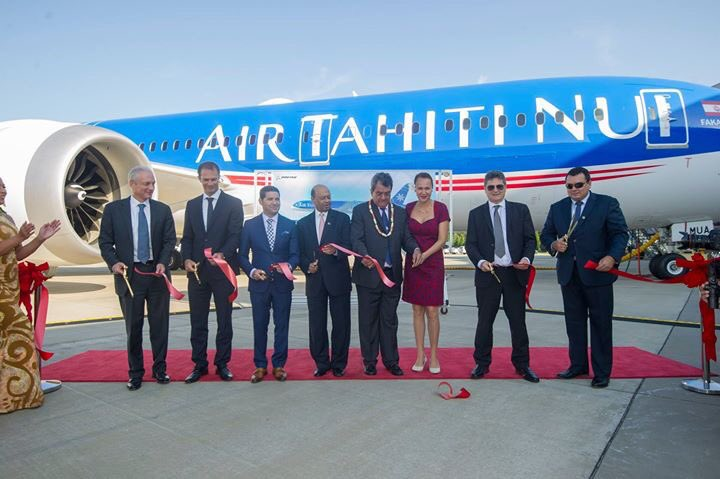 Air Tahiti Nui Boeing 787-9