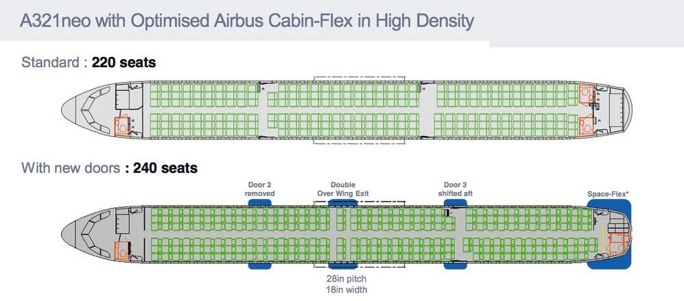 Airbus Cabin Flex