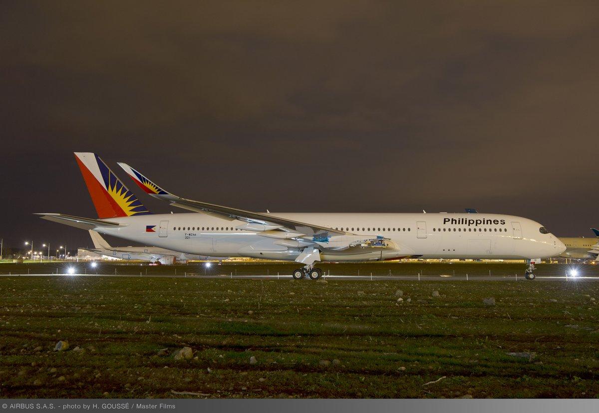 Airbus A350-900 PAL