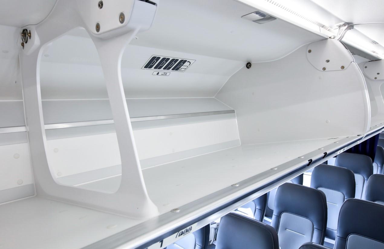 Lufthansa Airspace A321 Bagagebak