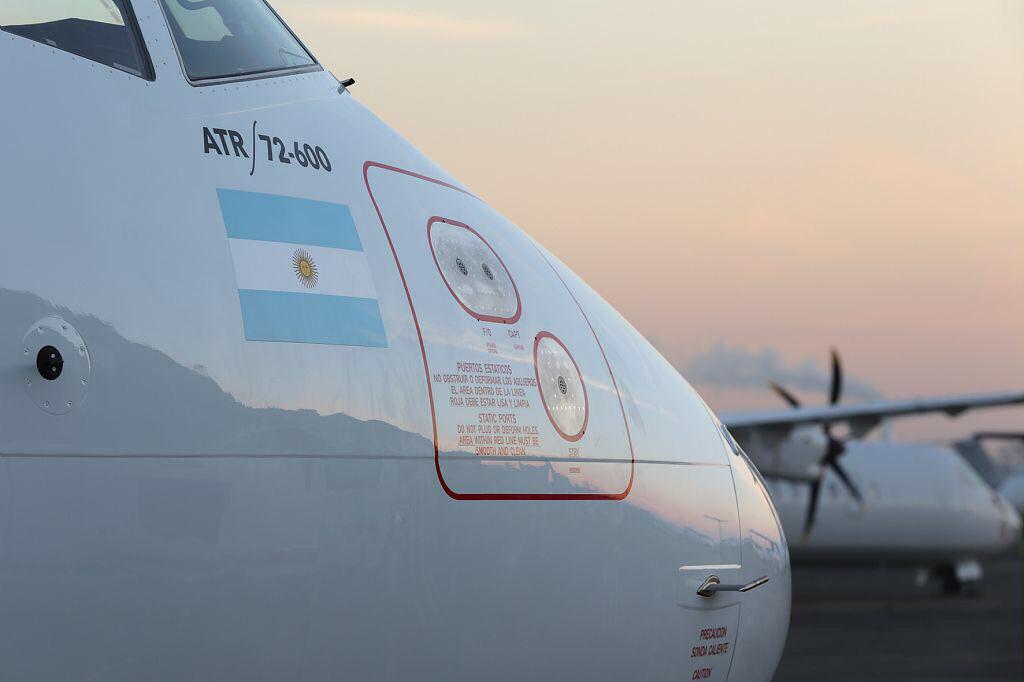 Avianca ATR72-600