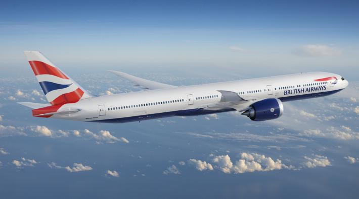 British Airways 777X