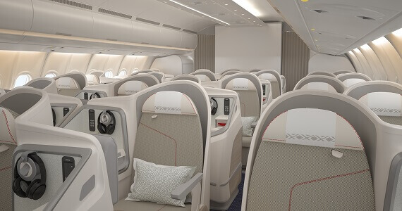 Aircalin a330-900 business class