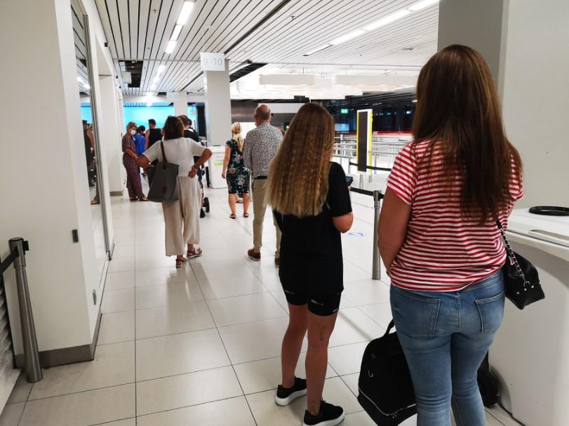 Corendon-vlucht Boergas