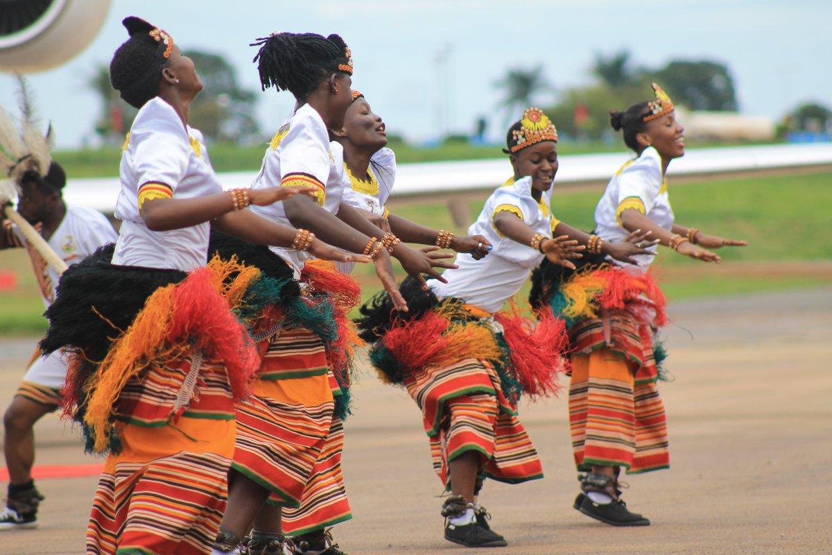 Uganda Airlines feest
