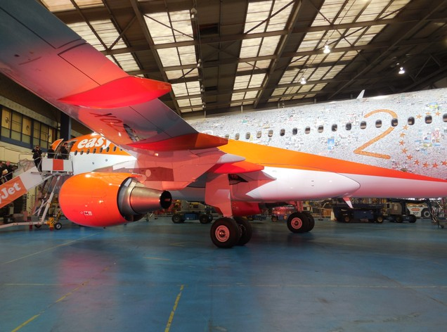 easyjet, a320, airbus