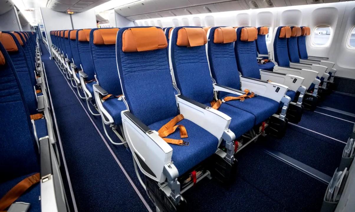 Aeroflot 777 Economy
