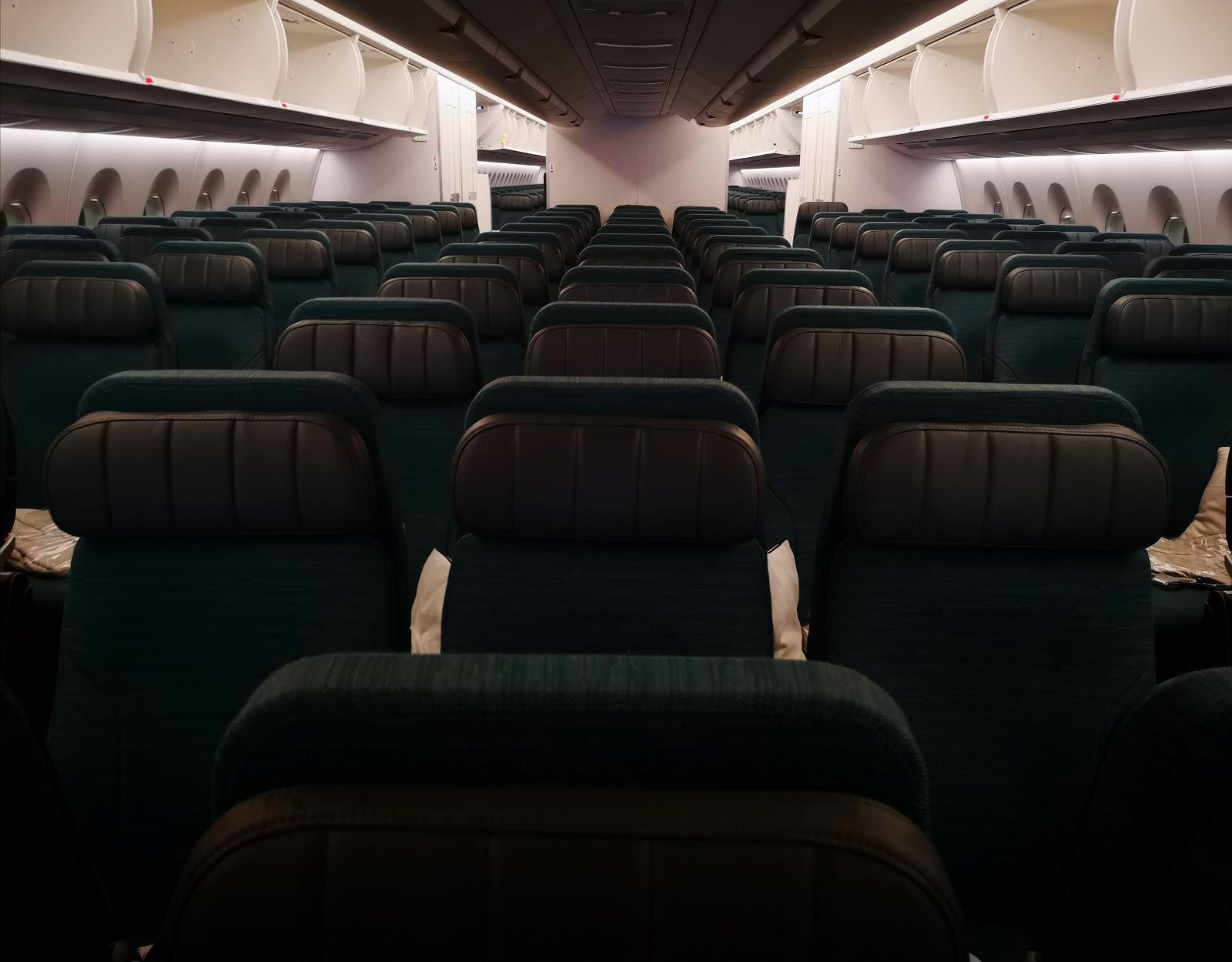 Cathay A350-1000 Economy