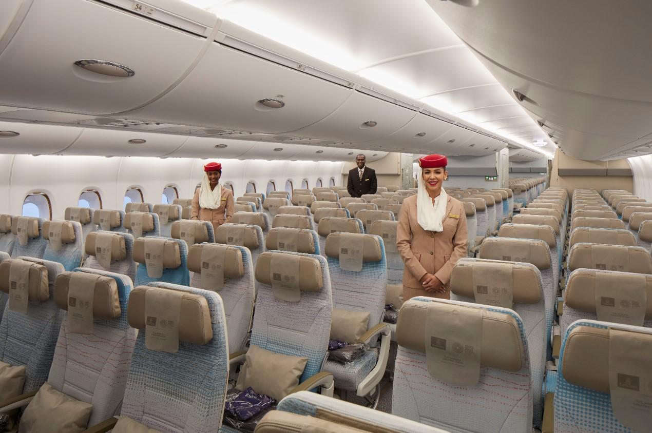 Economy A380