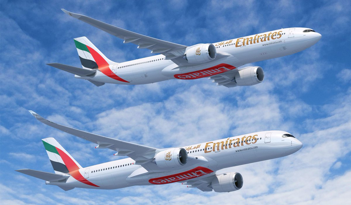 Emirates A350 A330neo