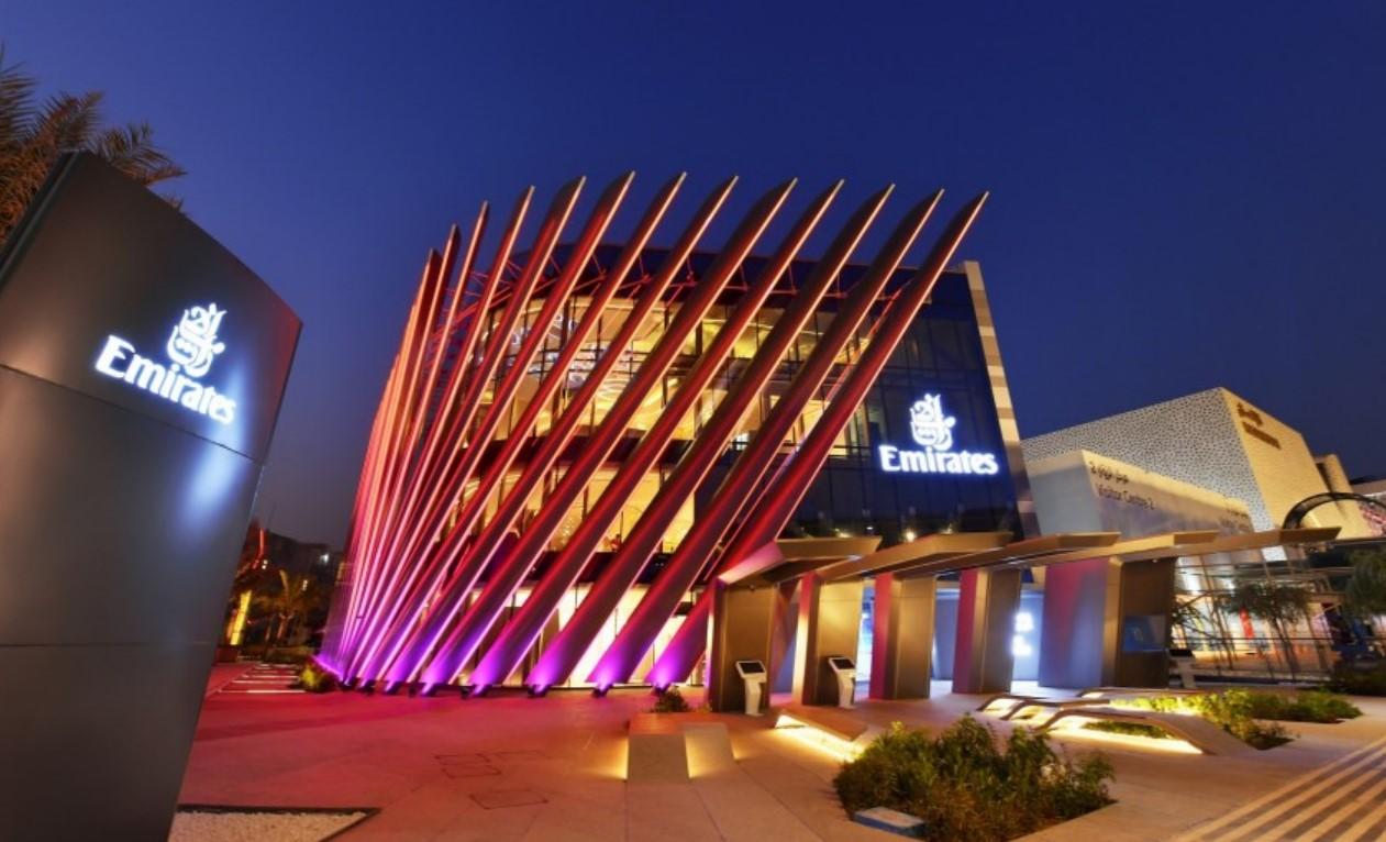 Emirates Paviljoen Expo Dubai