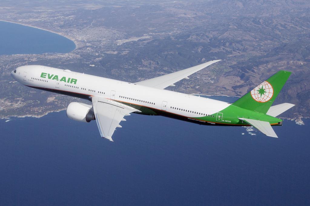 EVA Air Boeing 777-300ER (c) EVA Air 1024