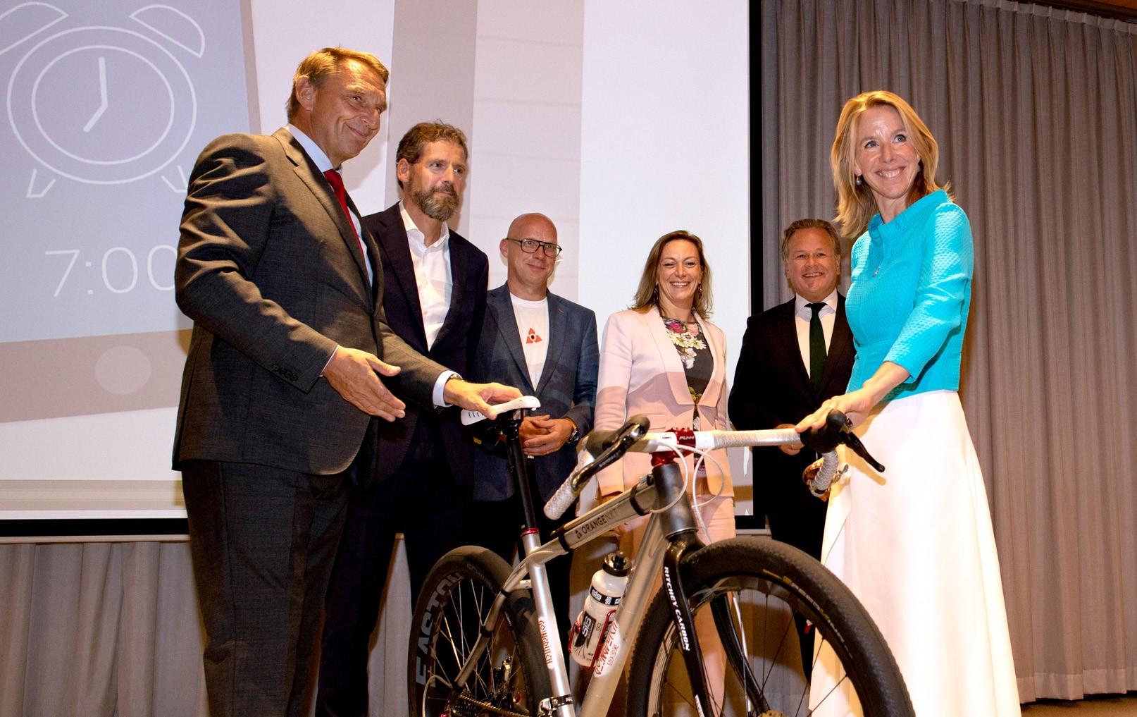 Going Dutch fietsplan