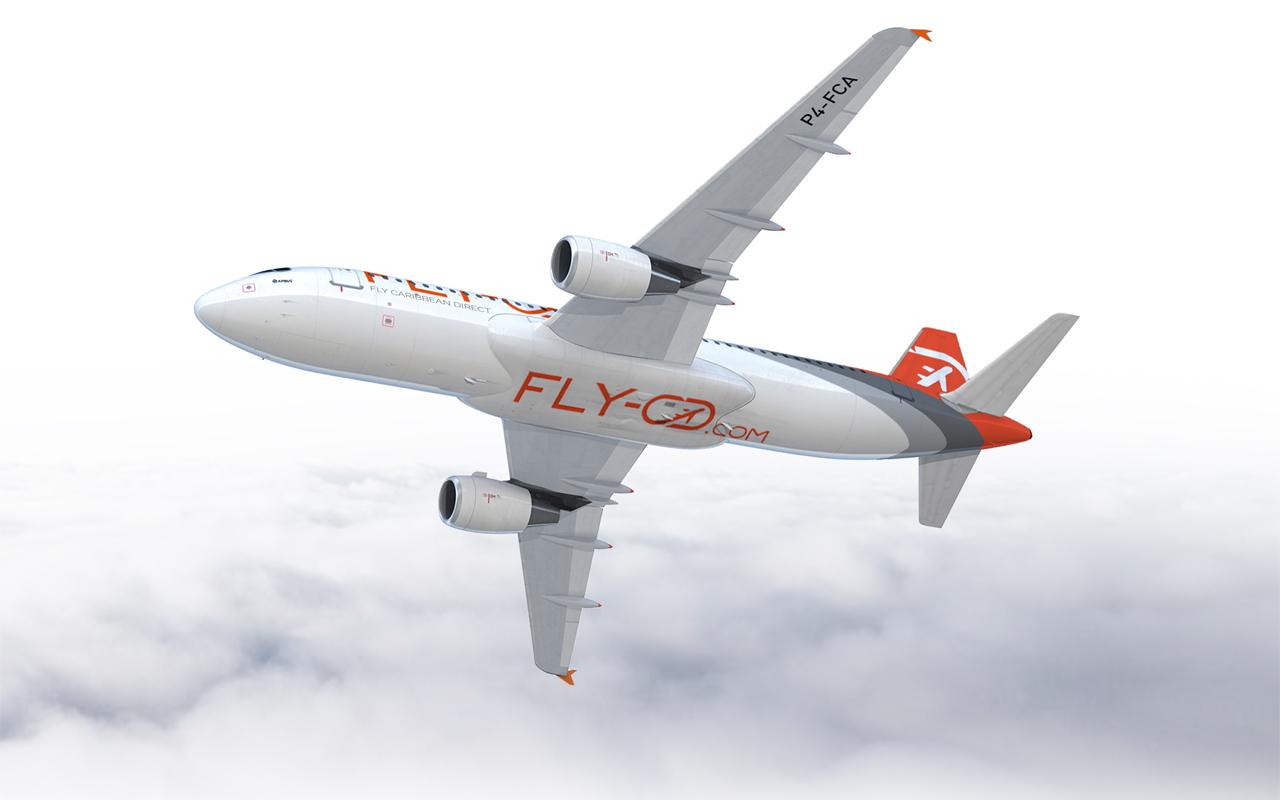 Fly-CD A320