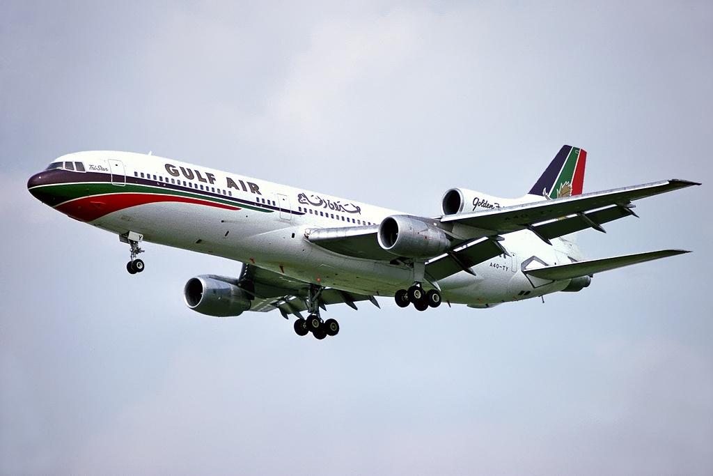 Gulf Air Tristar