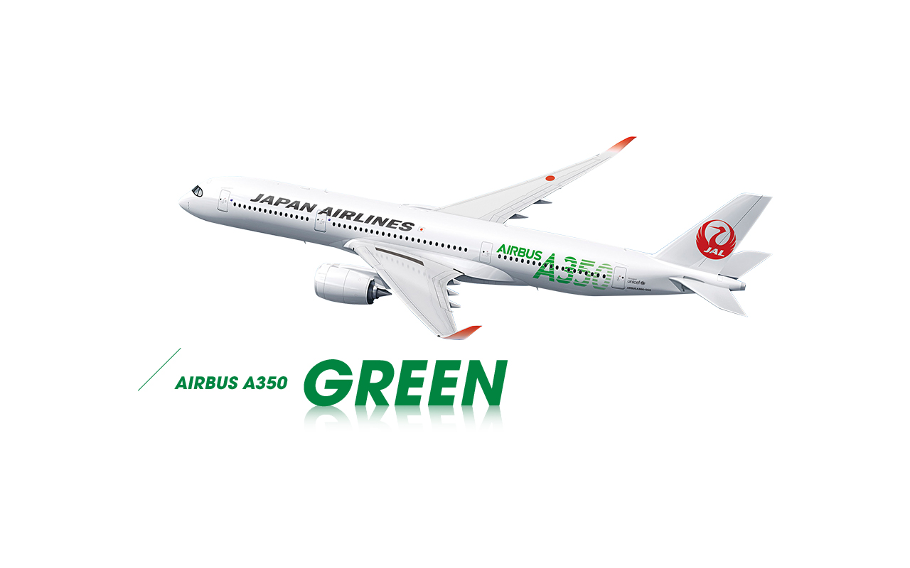 Japan Airlines A350