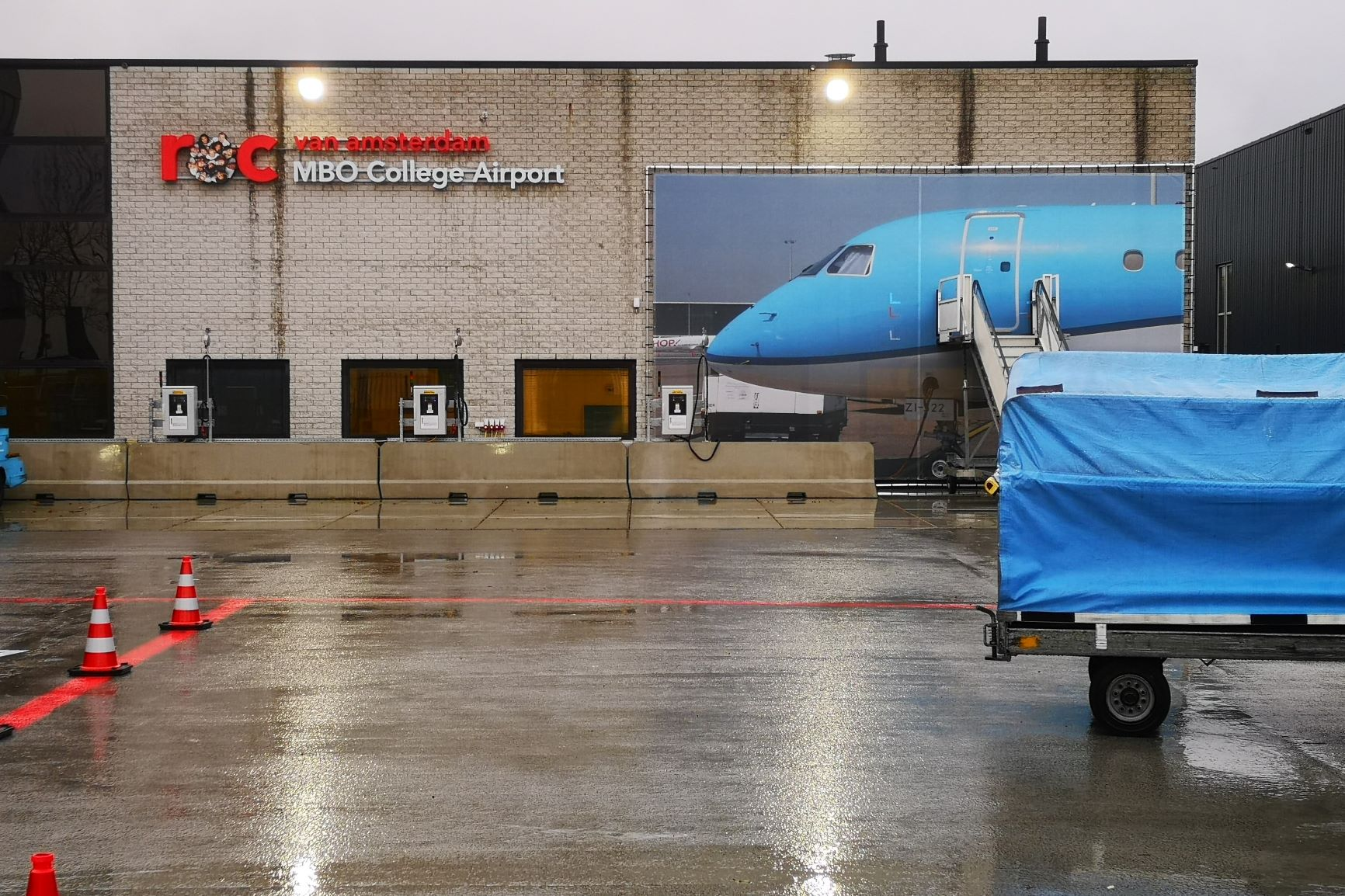 KLM Ground Services Training Center
