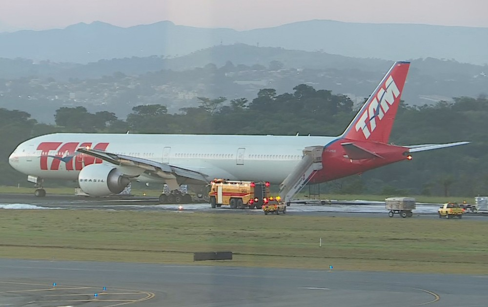 LATAM Boeing 777 incident