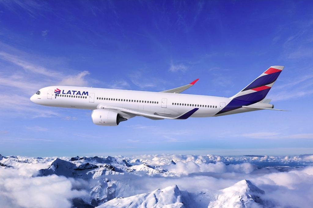 Qatar airways huurt a350 39 s van latam luchtvaartnieuws for Interieur qatar airways