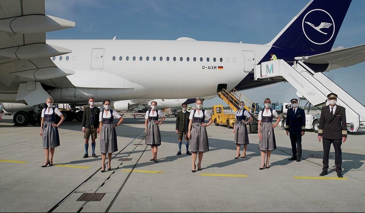 Lufthansa Crew Oktoberfest